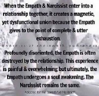 Signs You Are Living With A Narcissist Or Psychopath